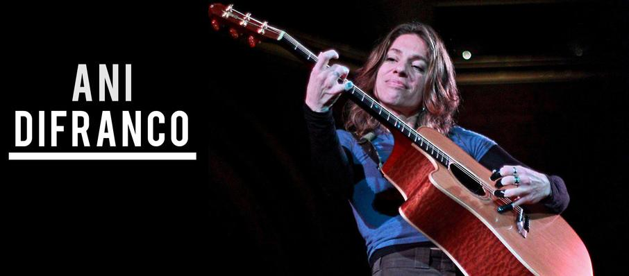 Ani DiFranco at Capitol Theater