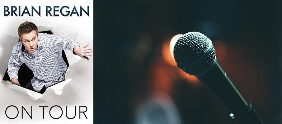 Brian Regan at Orpheum Theatre