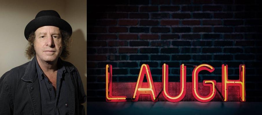 Steven Wright at Barrymore Theatre