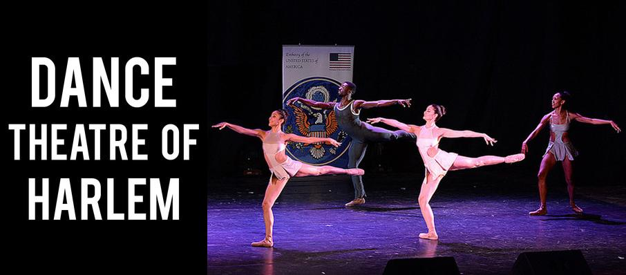 Dance Theatre of Harlem at Overture Hall