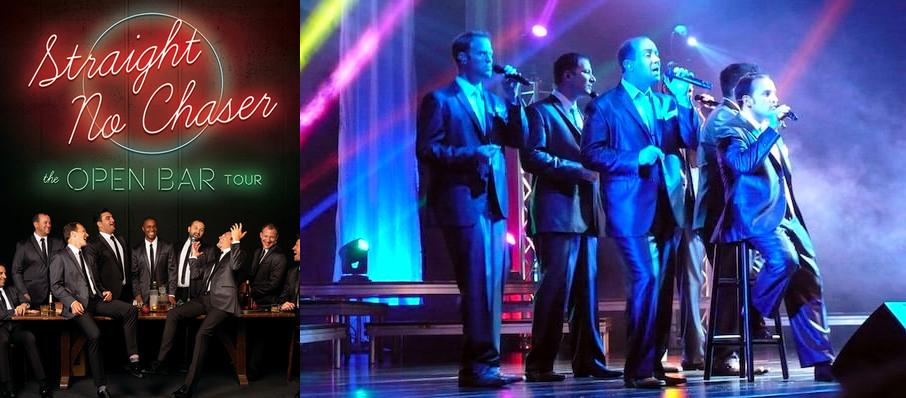 Straight No Chaser at Overture Hall