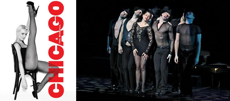 Chicago - The Musical at Overture Hall
