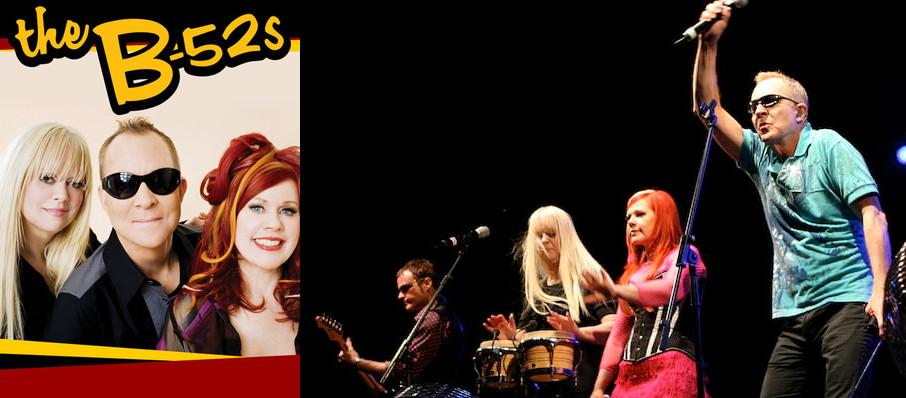 The B-52s at Orpheum Theatre