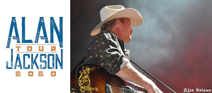 Alan Jackson at Alliant Energy Center Coliseum
