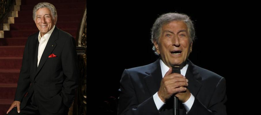 Tony Bennett at Overture Hall
