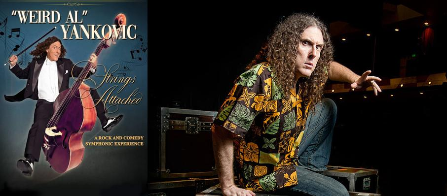 Weird Al Yankovic at Overture Hall