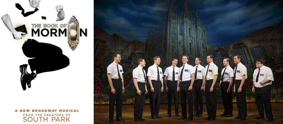 The Book of Mormon at Overture Hall
