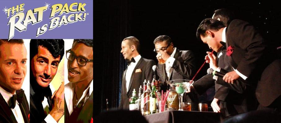 The Rat Pack Is Back at Orpheum Theatre