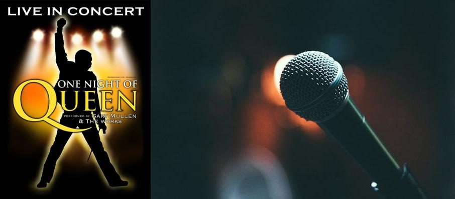 One Night of Queen at Capitol Theater
