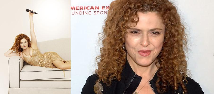 Bernadette Peters at Overture Hall