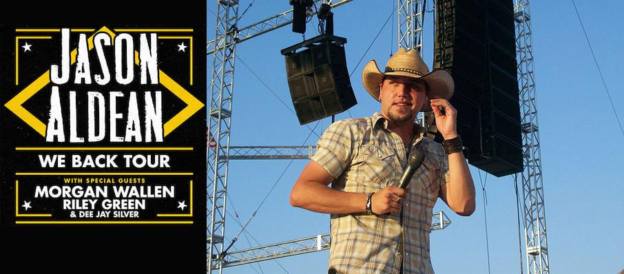 Jason Aldean at Alliant Energy Center Coliseum