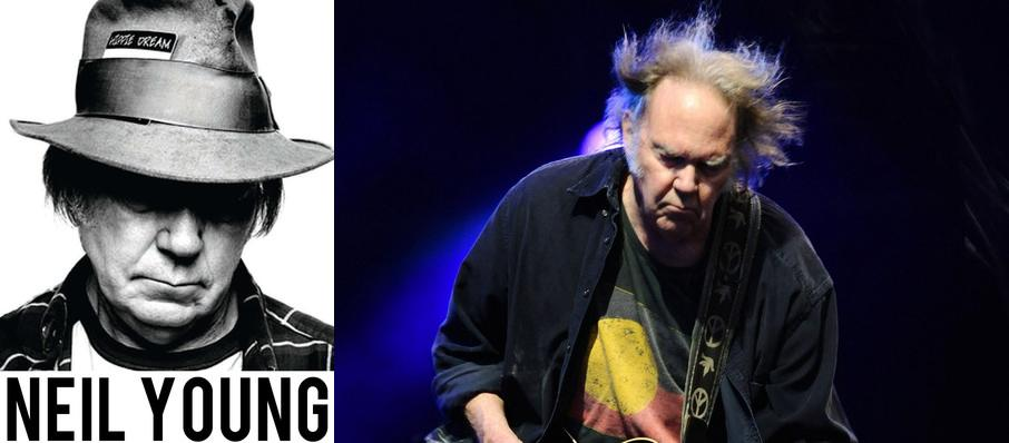 Neil Young at Overture Hall