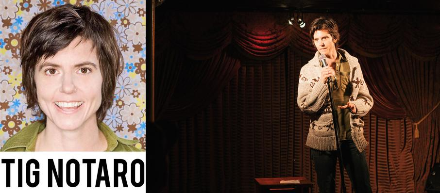Tig Notaro at Barrymore Theatre