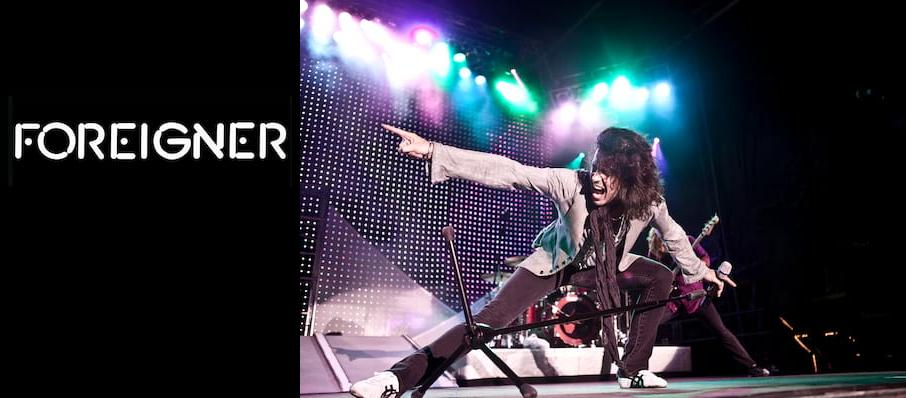 Foreigner at The Sylvee