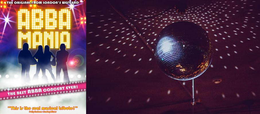 ABBA Mania at Overture Hall