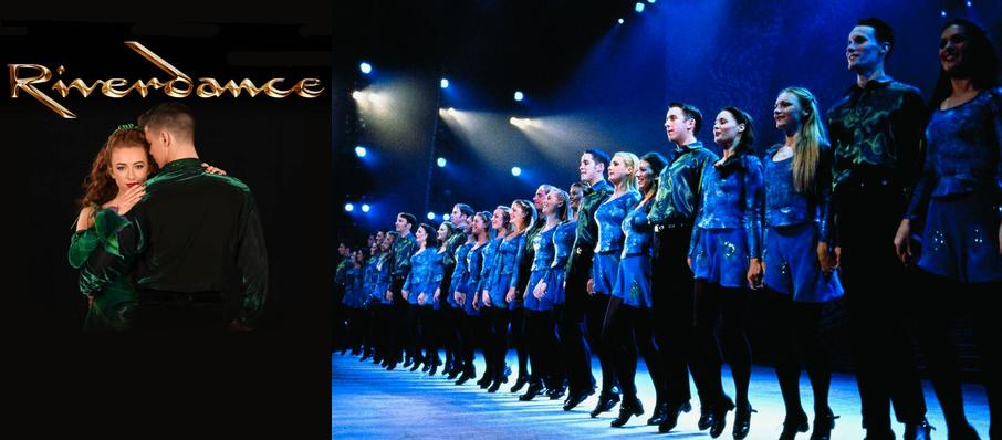 Riverdance at Overture Hall