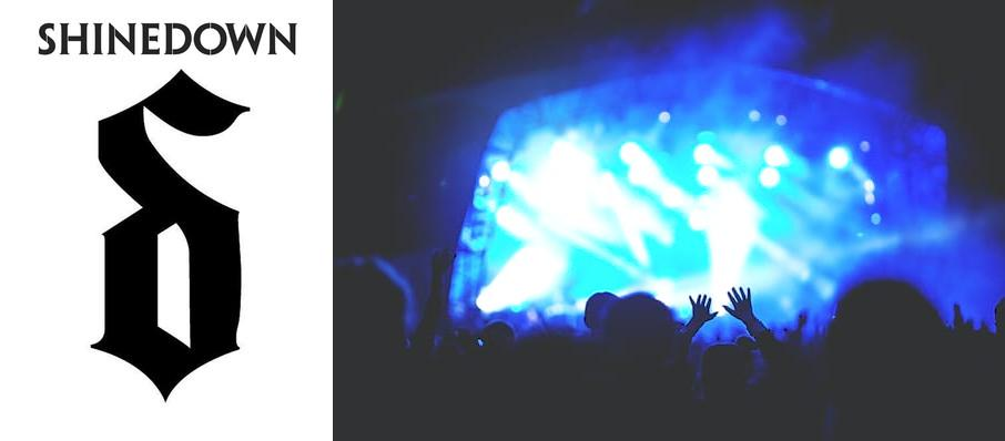 Shinedown at The Sylvee