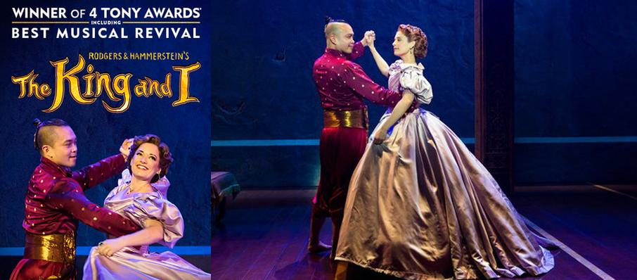 Rodgers & Hammerstein's The King and I at Overture Hall