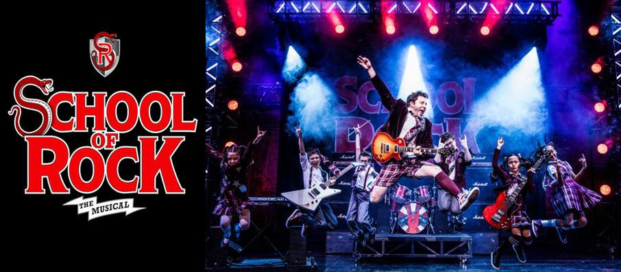 School of Rock at Overture Hall