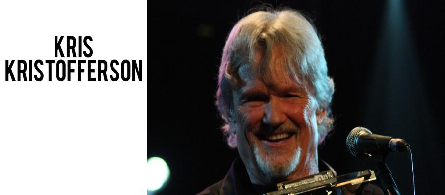 Kris Kristofferson at Barrymore Theatre