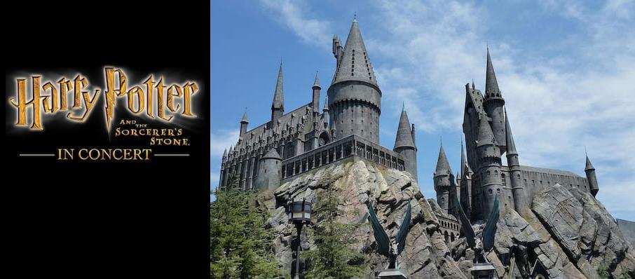 Harry Potter and The Sorcerer's Stone at Overture Hall