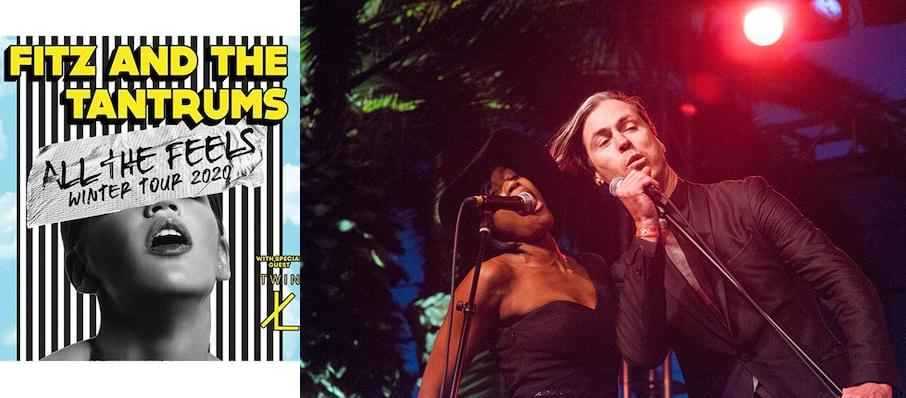 Fitz and the Tantrums at The Sylvee