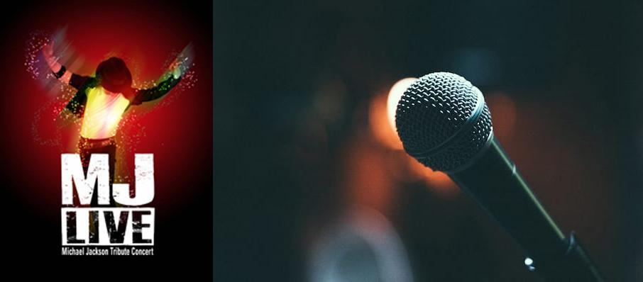 MJ Live - Michael Jackson Tribute Show at Orpheum Theatre