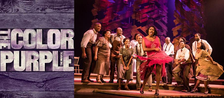 The Color Purple at Overture Hall