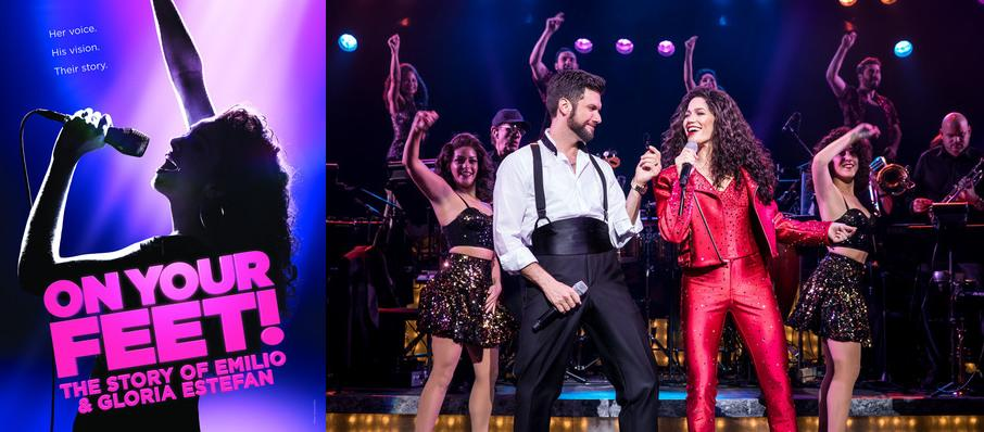 On Your Feet! at Overture Hall