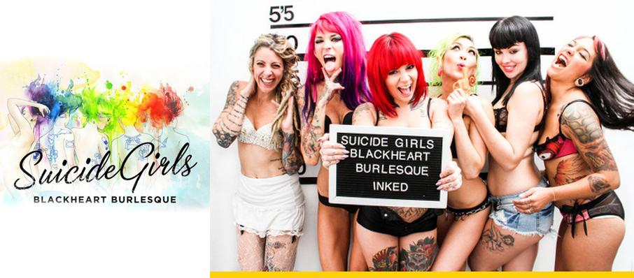 The Suicide Girls: Blackheart Burlesque at Majestic Theatre