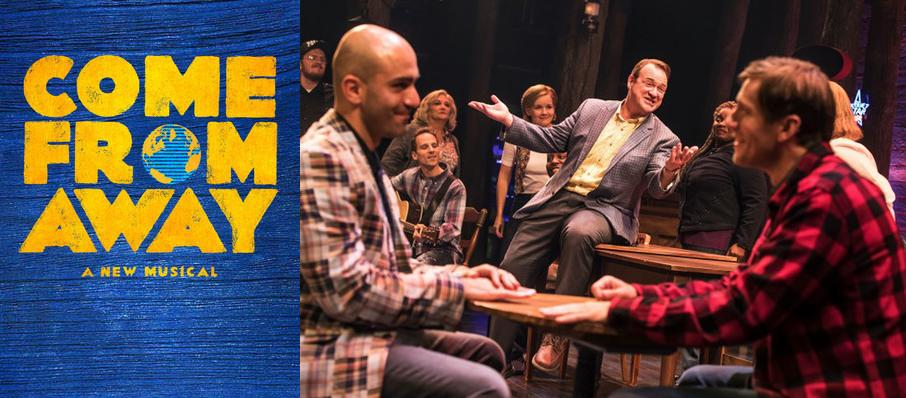 Come From Away at Overture Hall