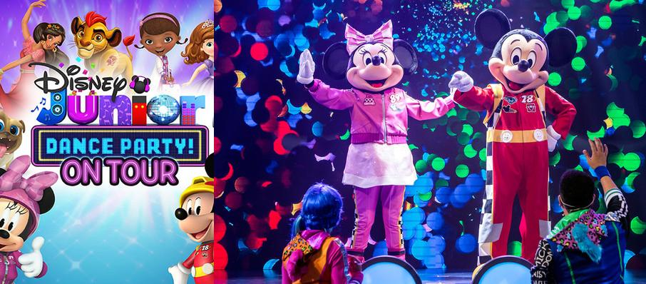 Disney Junior Live: Dance Party at Orpheum Theatre