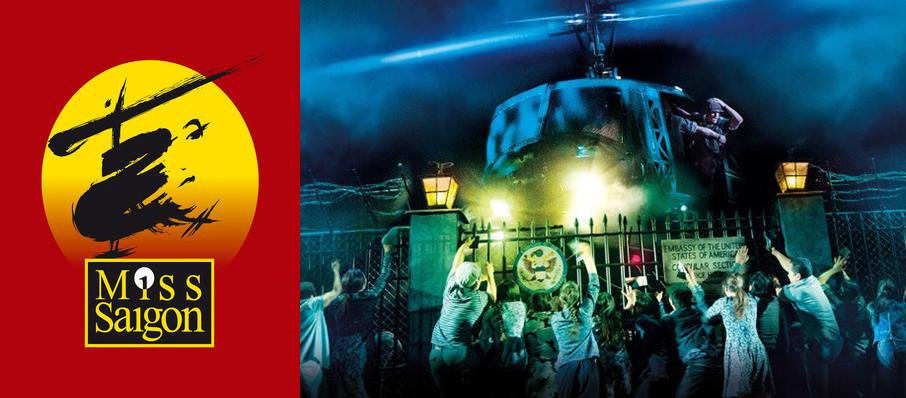 Miss Saigon at Overture Hall