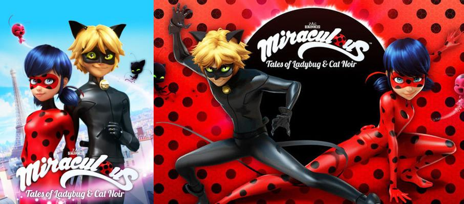 Miraculous - Tales of Ladybug and Cat Noir at Orpheum Theatre
