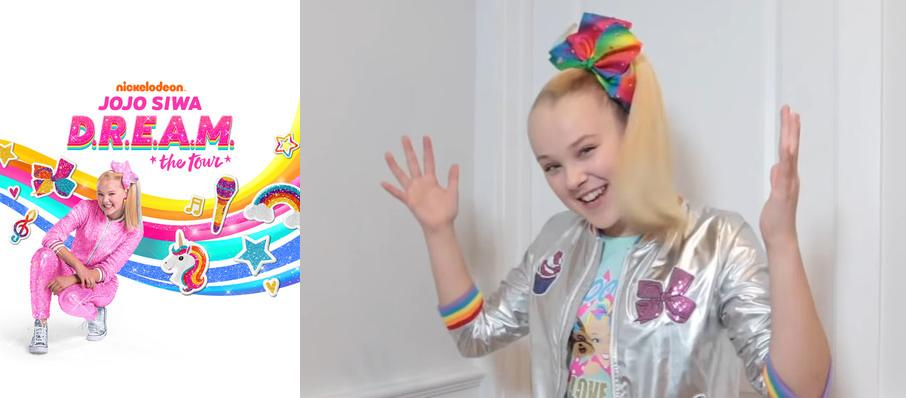 Jojo Siwa at Kohl Center