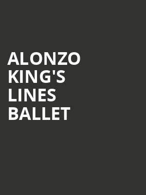 Alonzo King's Lines Ballet at Overture Hall