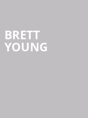 Brett Young at Orpheum Theatre
