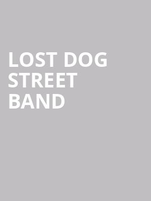 Lost Dog Street Band at Majestic Theatre