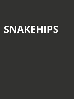 Snakehips at Majestic Theatre