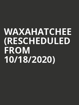 Waxahatchee (Rescheduled from 10/18/2020) at Majestic Theatre
