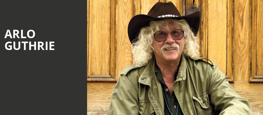 Arlo Guthrie, Barrymore Theatre, Madison