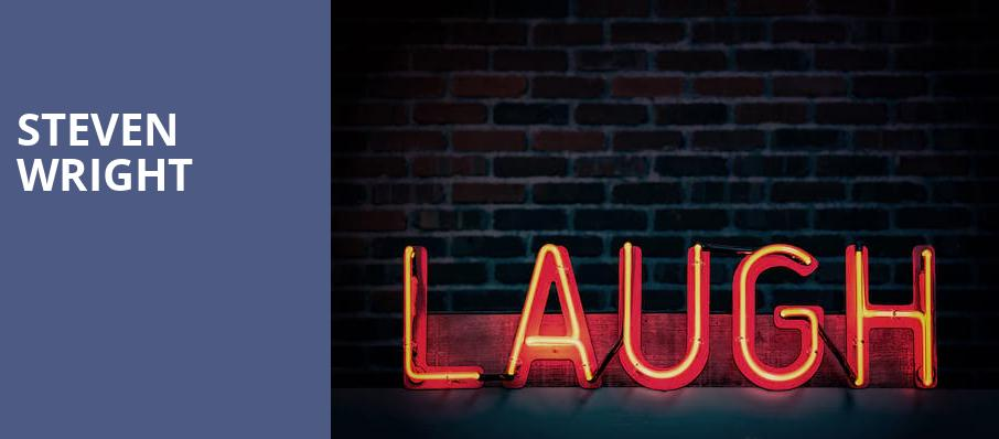 Steven Wright, Barrymore Theatre, Madison