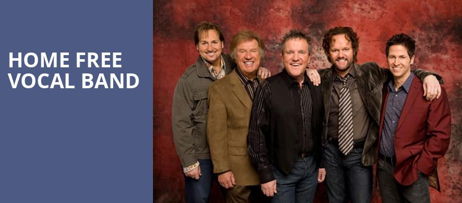 Home Free Vocal Band, Orpheum Theatre, Madison