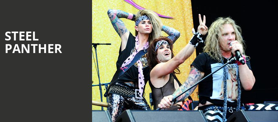 Steel Panther, The Sylvee, Madison