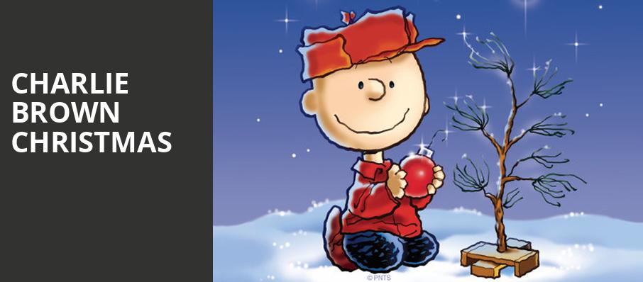 Charlie Brown Christmas, Orpheum Theatre, Madison