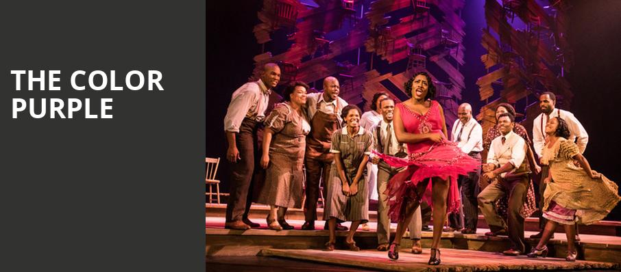 The Color Purple, Overture Hall, Madison
