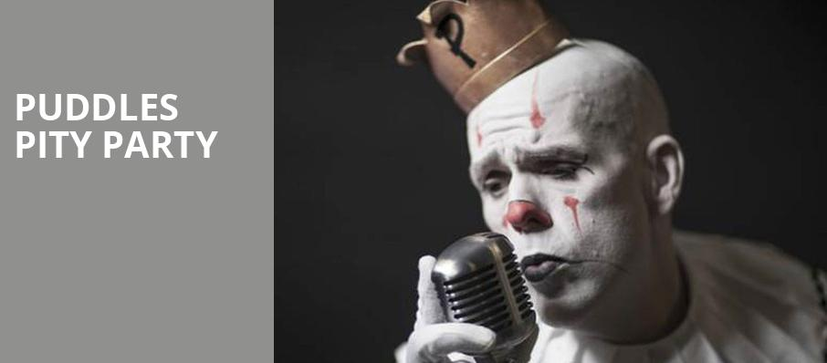 Puddles Pity Party, Barrymore Theatre, Madison