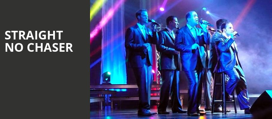 Straight No Chaser, Overture Hall, Madison
