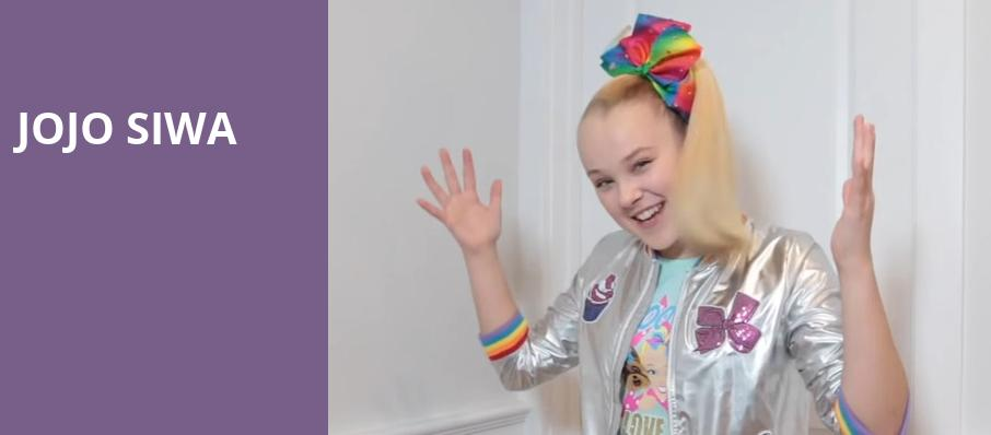 Jojo Siwa, Kohl Center, Madison