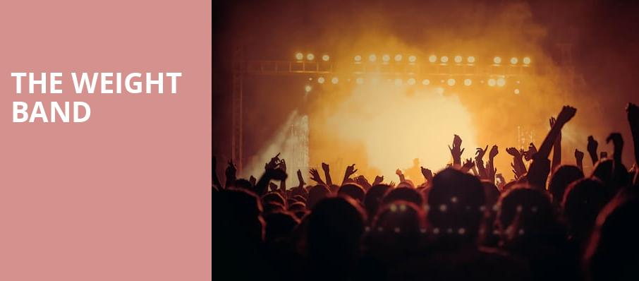 The Weight Band, High Noon Saloon, Madison